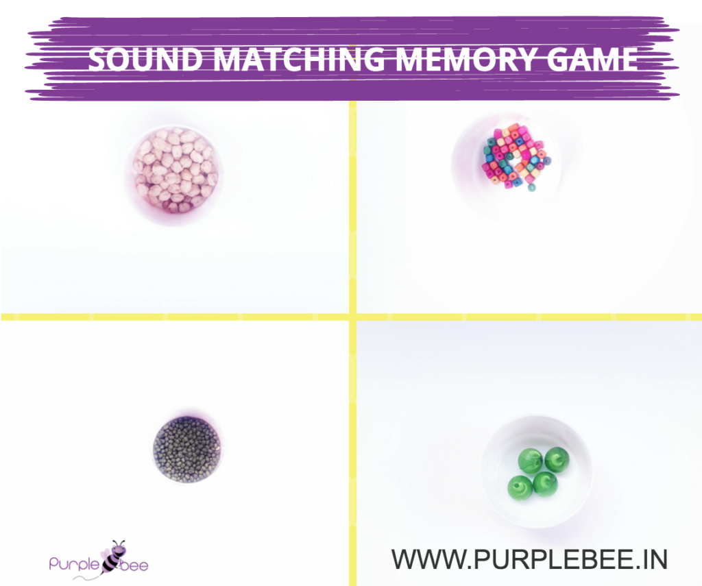 sound matching memory game