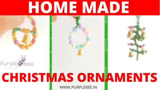 home made christmas ornaments
