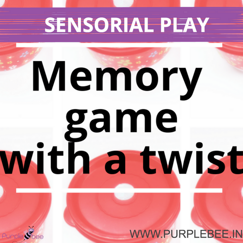 Sensory Play: 3 fun games using sound jars