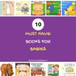 10 must have books for babies (Birth to 1 year)