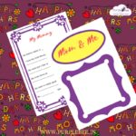All about mom – Mother's day questionnaire