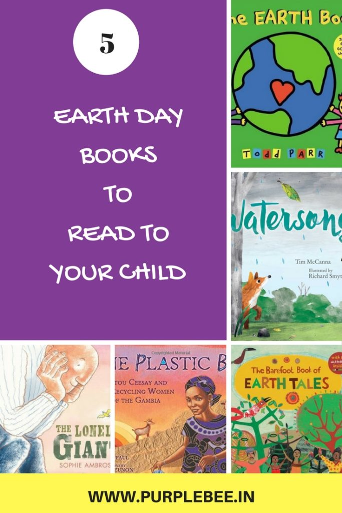 5 earth day books to read to your child