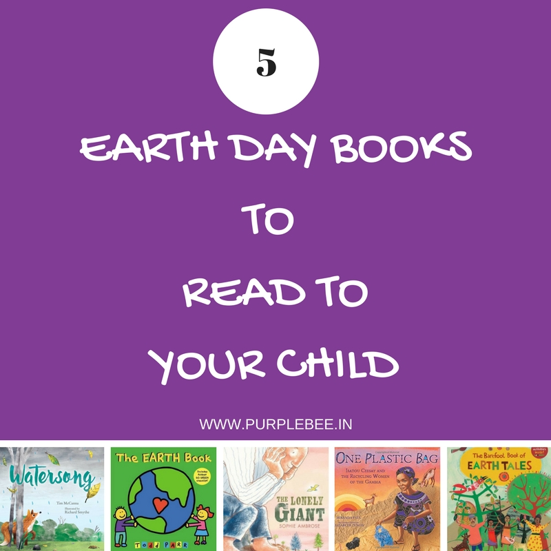 5 earth day books you should read to your kids