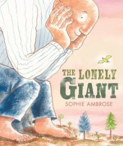 earth day books - the lonely giant