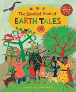 earth day books - bare foot book of earth tales