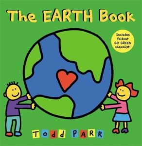 earth day books - The earth book