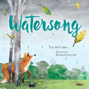 earth day books - watersong